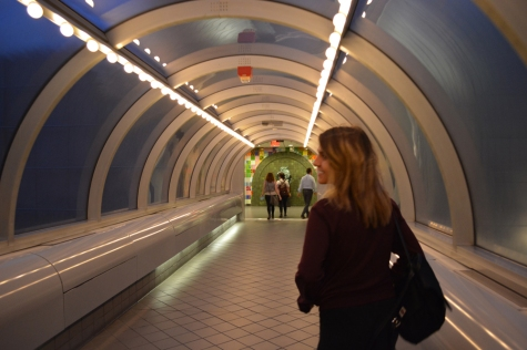 Eva In the tube
